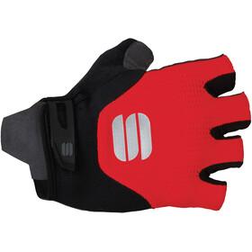 Sportful Neo Guanti, rosso/nero